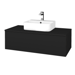 Dřevojas - Koupelnová skříňka MODULE SZZ1 100 - N08 Cosmo / N08 Cosmo (299019)