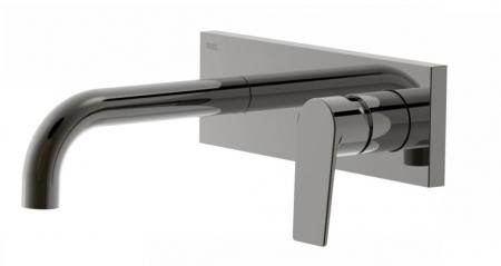 TRES - Jednopáková nástěnná baterieVčetně nerozdělitelného zabudovaného tělesa. Ramínko 170mm. (21120001KM)