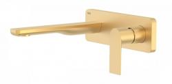 TRES - Jednopáková nástěnná baterieVčetně nerozdělitelného zabudovaného tělesa. Ramínko 210mm. (20020003OM)