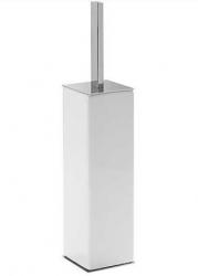 TRES - Stojící keramický držák na WC štětku (10763623)