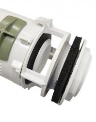 CERSANIT - Vypouštěcí ventil OPTIMA pro compakt 3/6l bez loga (K99-0049), fotografie 4/7