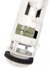 CERSANIT - Vypouštěcí ventil OPTIMA pro compakt 3/6l bez loga (K99-0049), fotografie 6/7