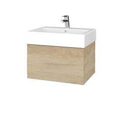 Dřevojas - Koupelnová skříň VARIANTE SZZ 60 - D15 Nebraska / D15 Nebraska (263430)