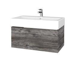 Dřevojas - Koupelnová skříň VARIANTE SZZ 80 - D10 Borovice Jackson / D10 Borovice Jackson (264369)