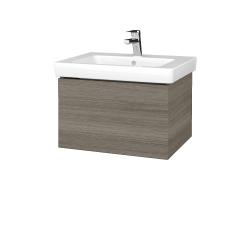 Dřevojas - Koupelnová skříň VARIANTE SZZ 60 - D03 Cafe / D03 Cafe (270872)