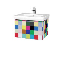 Dřevojas - Koupelnová skříň VARIANTE SZZ 60 - IND Individual / IND Individual (270995)