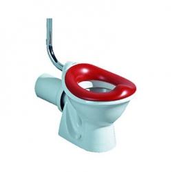 Geberit Bambini  stojící-WC pro nejmenší a malé děti WC s hlubokým splachováním 37.5cm Bílá 211650000 (211650000)