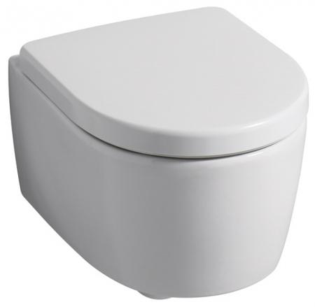 Geberit Icon Závěsné WC s hlubokým splachováním Rimfree 53cm Bílá 204060000 (204060000)