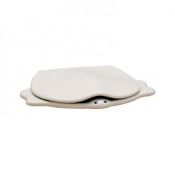 Geberit Bambini  WC sedátko pro děti s funkcí podpory design želva automatické sklápění Bílá 573365000 (573365000)