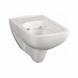 GEBERIT - Keramag RenovaPlan KT WC mísa závěsná +KeraTect bílá 54cm, Rimfree 202170600 (202170600)