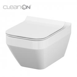 ZÁVĚSNÁ MÍSA CREA ČTVEREC CLEANON VČETNĚ SEDÁTKA  (S701-446) - OPOCZNO