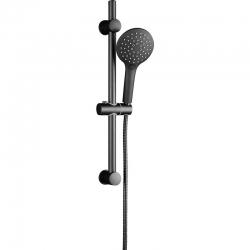 Eisl / Schuette - Sprchový set bez baterie RAVEN, černá matná (64916) (64916)