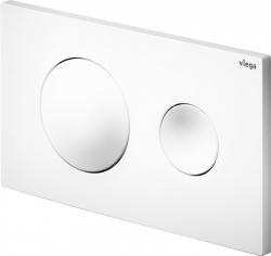 Viega Prevista ovládací deska plast bílá Visign for  Style 20 model 86101 (V 773793) - VIEGA  s.r.o.
