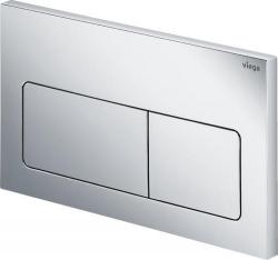 Viega Prevista ovládací deska plast chrom Visign for  Life 5 model 86011 (V 773717) - VIEGA  s.r.o.