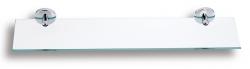 NOVASERVIS - Polička rovná Metalia 1 chrom (6140,0), fotografie 2/2