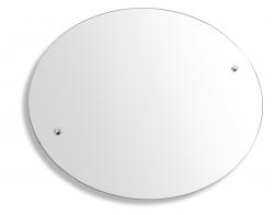NOVASERVIS - Zrcadlo ovál 60 x 50 cm Metalia 3 (6317), fotografie 2/1