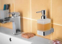 SAPHO - EVEREST dávkovač mýdla, chrom (1313-19), fotografie 2/1