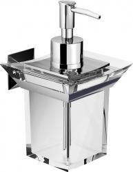 IBB - FIRENZE dávkovač mýdla, akryl/chrom (FI01DA)