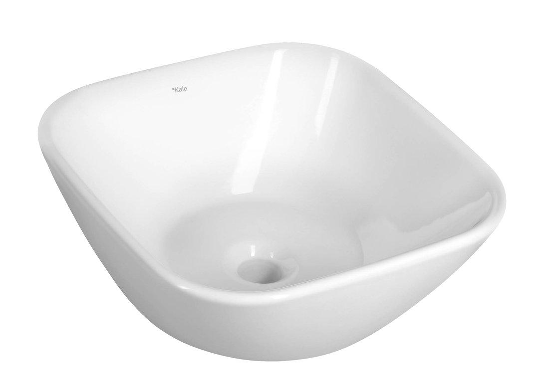 BABEL umyvadlo na desku 40x40 cm (71110155)