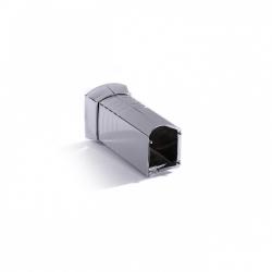 TERMA krytka kabelu pro topnou tyč, chrom - WRMAS001-CRO (WRMAS001-CRO)