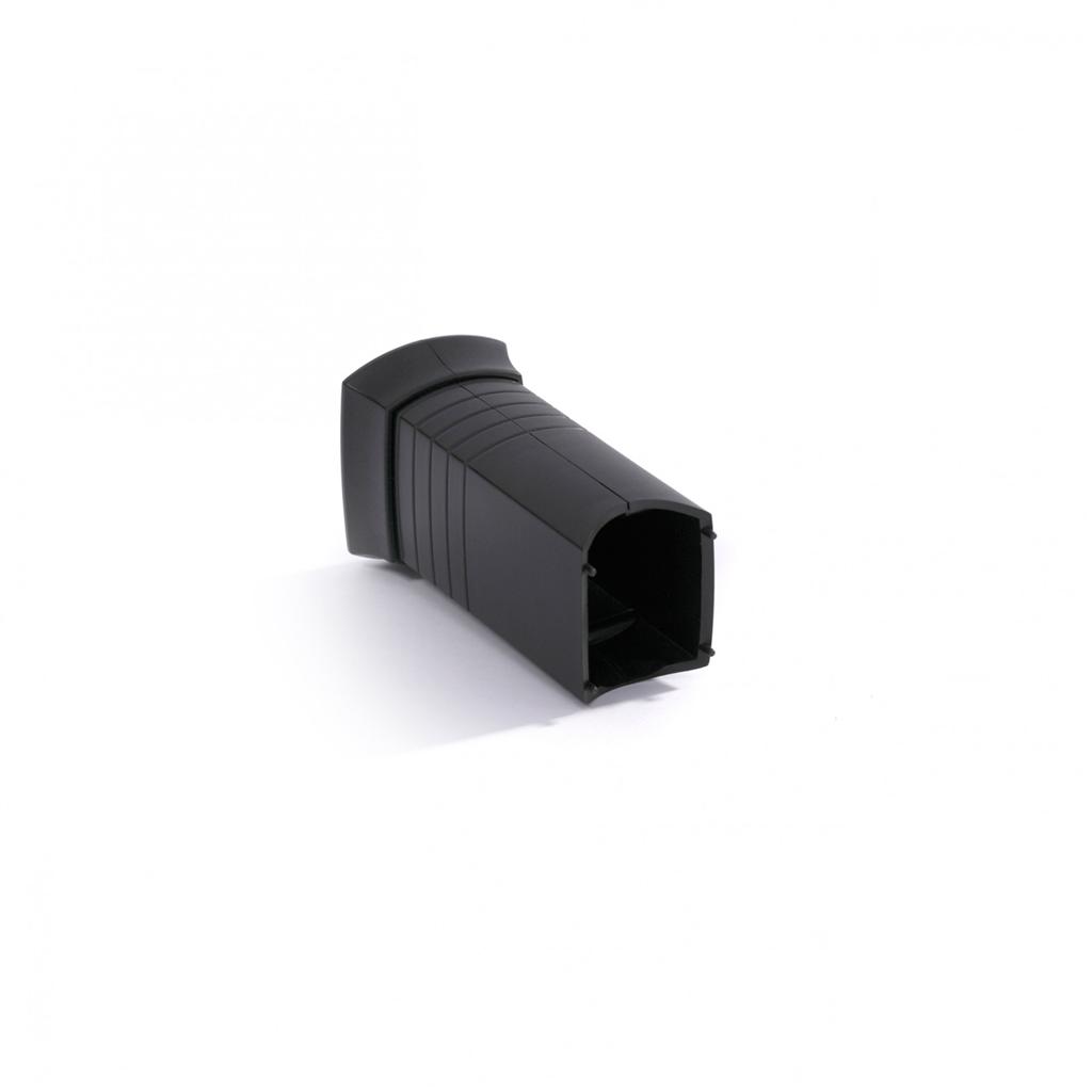 TERMA krytka kabelu pro topnou tyč, černá WRMAS001-905 WRMAS001-905