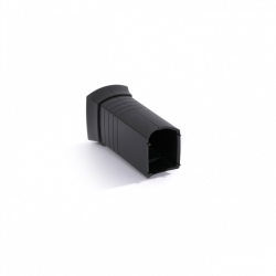 TERMA krytka kabelu pro topnou tyč, černá - WRMAS001-905 (WRMAS001-905)
