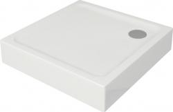 CERSANIT - Sprchová vanička TAKO 80x16, čtverec, BUILT-IN-PANEL CW (S204-011)