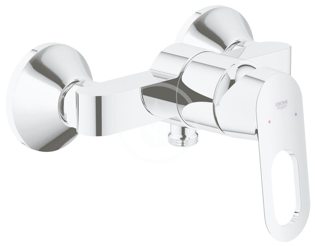 GROHE BauLoop Páková sprchová baterie, chrom 23340000