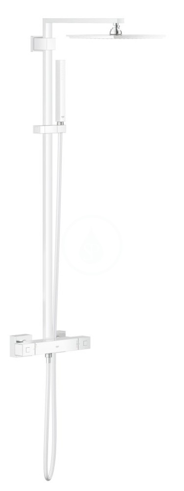 GROHE Grohtherm Cube Sprchový systém, chrom 26087000