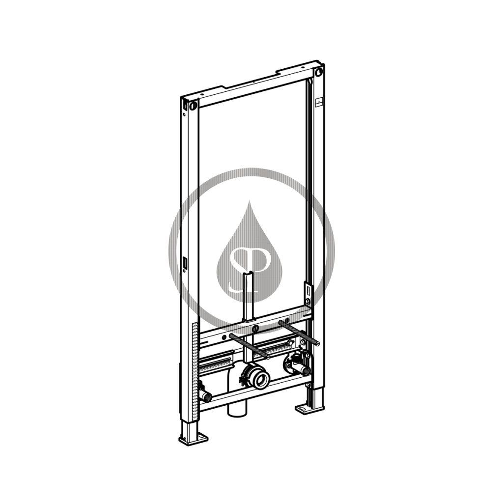 GEBERIT - Duofix Montážní prvek pro bidet, 112 cm, univerzální (111.510.00.1)