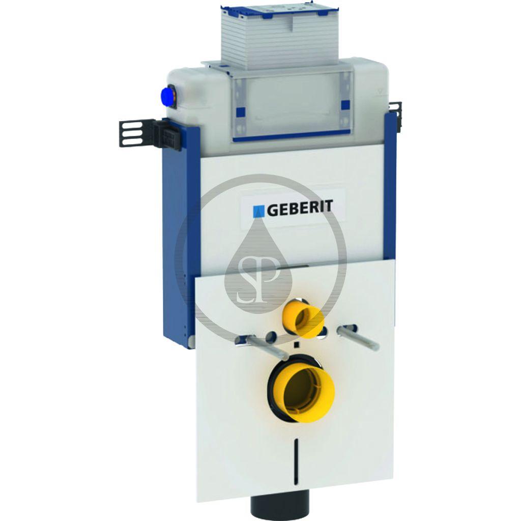 GEBERIT Kombifix Montážní prvek pro závěsné WC, 82 cm, splachovací nádržka pod omítku Omega 12 cm 11