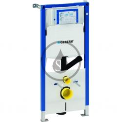 GEBERIT - Duofix Montážní prvek pro závěsné WC, 112 cm, splachovací nádržka pod omítku Sigma 12 cm, pro odsávání zápachu (111.367.00.5)