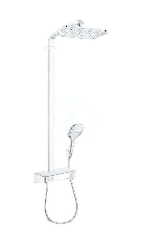 HANSGROHE Raindance Select E Sprchový set Showerpipe 360 s termostatem ShowerTablet Select 300, chrom 27288000