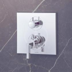 AXOR - Citterio Vanová termostatická podomítková baterie, chrom (39720000), fotografie 6/3