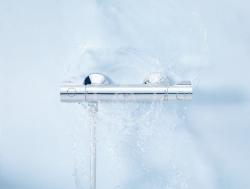 GROHE - Grohtherm 800 Termostatická sprchová baterie, chrom (34558000), fotografie 4/3