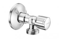 Comfort Pračkový připojovací ventil, chrom (033000699) - SCHELL