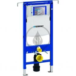 Duofix Montážní prvek pro závěsné WC, 112 cm, splachovací nádržka pod omítku Sigma 12 cm, k instalaci mezi boční stěny (111.355.00.5) - GEBERIT