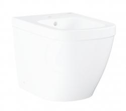 GROHE - Euro Ceramic Stojící bidet s přepadem, PureGuard, alpská bílá (3934000H)