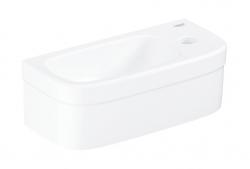 GROHE - Euro Ceramic Umývátko, 370x180 mm, alpská bílá (39327000)