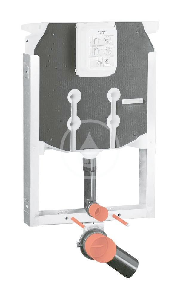 GROHE Uniset Montážní prvek Uniset pro závěsné WC 38729000