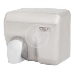 SANELA - Automatické osoušeče Automatický bezdotykový osoušeč rukou, nerez (SLO 02E)
