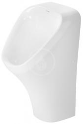 DuraStyle Pisoár Dry, bezvodý, bez cílové mušky, bílá (2808300000) - DURAVIT