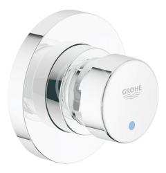 GROHE - Euroeco Cosmopolitan T Samouzavírací nástěnný ventil, chrom (36268000)