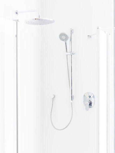RAVAK - Sprchy Sprchové rameno 702.00, délka 300 mm, chrom (X07P112)