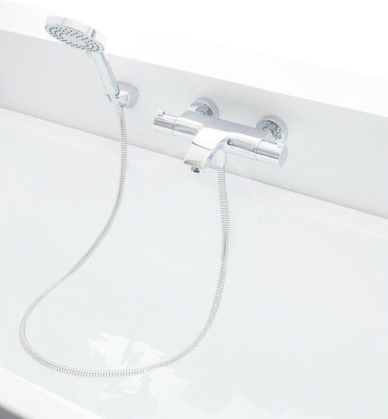 RAVAK - Sprchy Sprchová hadice 911.00, délka 1500 mm, nerez (X07P006)
