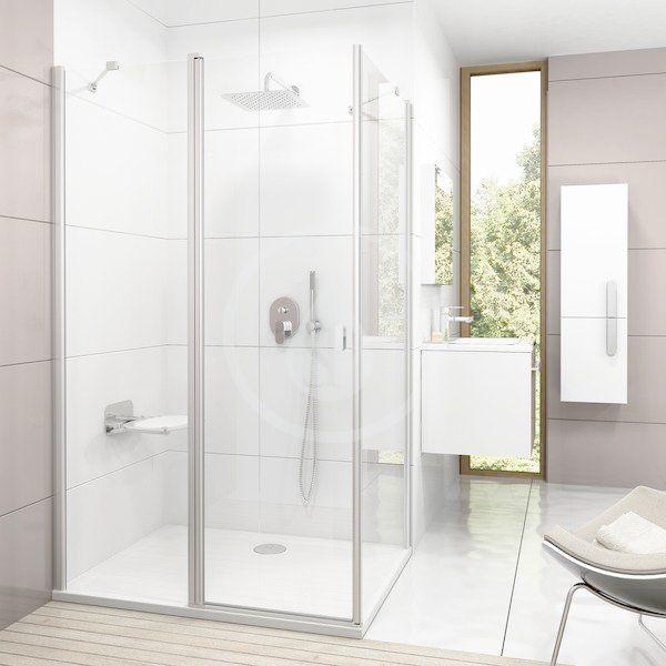 RAVAK - Sprchy Stěnový vývod 706.00 s držákem sprchy, chrom (X07P206)
