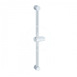 RAVAK - Sprchy Sprchová tyč s posuvným držákem 972.00, 600 mm, chrom (X07P012)