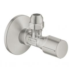 GROHE - Universal Rohový ventil, kartáčovaný Hard Graphite (22037AL0)