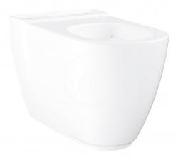 GROHE - Essence WC kombi mísa, rimless, PureGuard, alpská bílá (3957200H)