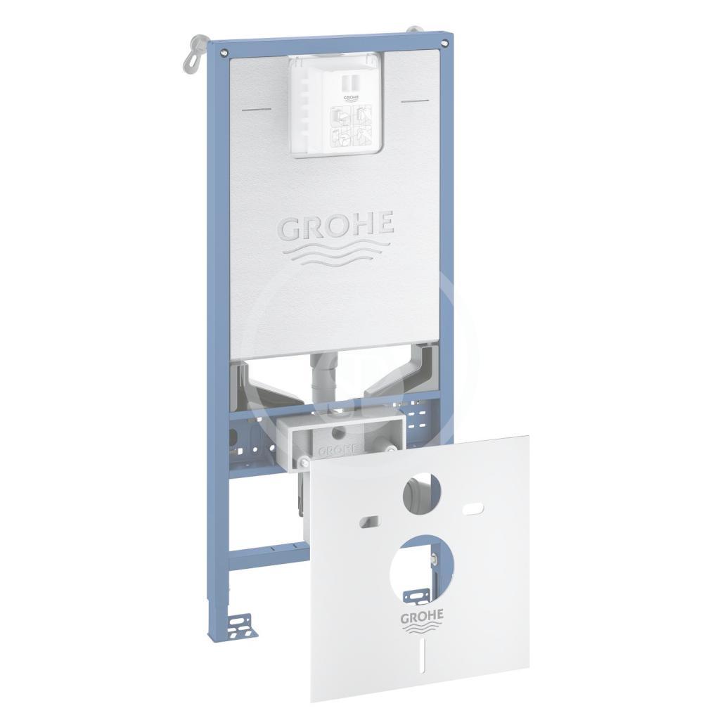 GROHE Rapid SLX Modul pro závěsné WC s nádržkou, s instalačním příslušenstvím 39598000